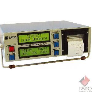 Газоанализатор-Дымомер Автотест-01.04П (2 кл)