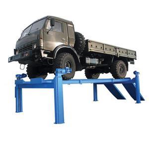 Подъемник четырехстоечный электромеханический (платформа) ПЛ-15