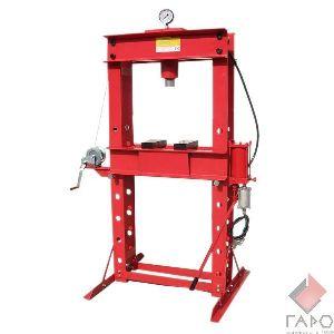 Пресс пневмогидравлический на 50 тонн ZD-07502Q