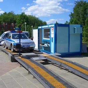 Мобильная станция тех.контроля легковых автомобилей ЛТК-4Л-СП-16