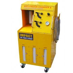 Установка для очистки системы охлаждения и замены охлаждающей жидкости IMPACT-450