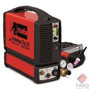 Сварочный аппарат инверторного типа TELWIN TECHNOLOGY TIG 182 AC/DC-HF/LIFT 230V+AC