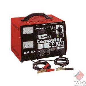 Устройство зарядное для аккумуляторов TELWIN Computer 48/2