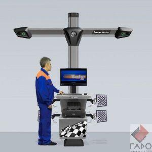 Стенд сход развал 3D ТехноВектор 7202 T5A